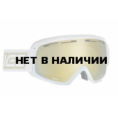 Очки горнолыжные Salice 609DARWFV WHITE-GOLD/RW GOLD (б/р:ONE SIZE)
