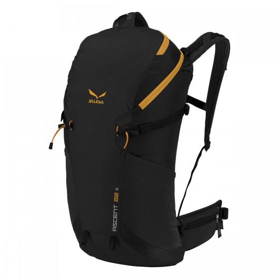 Рюкзак туристический Salewa 2016 Ascent 22s Black