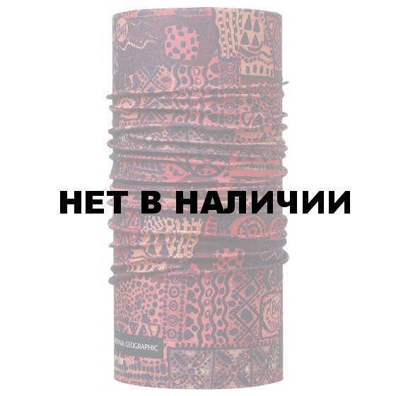 Бандана BUFF NATIONAL GEOGRAPHIC UV PROTECTION ZAKER PINK