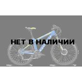 Велосипед FOCUS WHISTLER EVO 27 2016 TORINOBLUEMATT