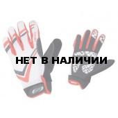 Перчатки велосипедные BBB AirZone white red (BBW-30_white red)