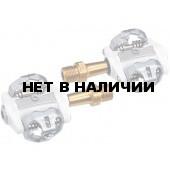 Педали BBB pedals clipless MountHigh M titanium white (BPD-12)