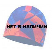 Шапка BUFF MICROFIBER REVERSIBLE HAT RUSH MULTI - BLUE SKYDIVER (US:one size)