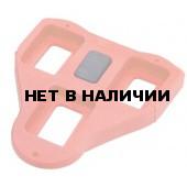 Педали BBB RoadClip red 9 degree (BPD-02A)