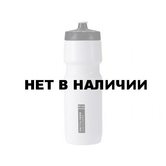 Фляга вело BBB 750ml. CompTank белый/черный (BWB-05)
