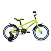 Велосипед Welt Dingo 16 2017 acid green/blue/black