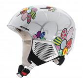 Зимний Шлем Alpina CARAT LX patchwork-flower