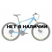 Велосипед Welt 2018 Rockfall 3.0 blue/acid green