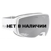 Очки горнолыжные Alpina ESTETICA MM white_MM black sph S3