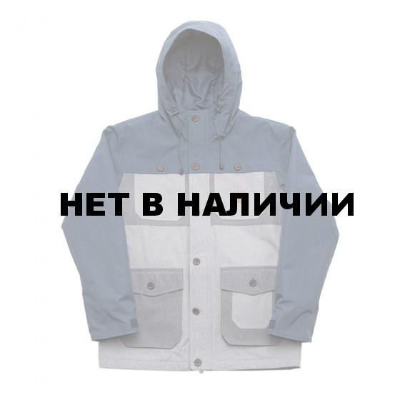 Куртка сноубордическая ROMP 2016-17 540˚ Jacket NAVY/GRAY