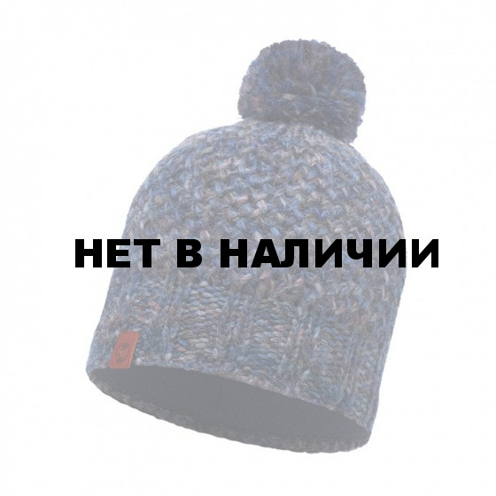 Шапка BUFF KNITTED & POLAR HAT MARGO BLUE