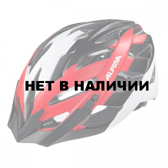 Летний шлем ALPINA 2016 TOUR Panoma L.E. black-white-red