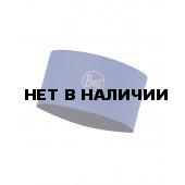 Повязка BUFF HEADBAND R-SOLID CAPE BLUE
