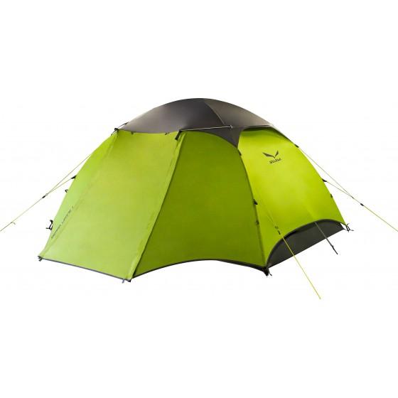 Палатка Salewa Mountain SIERRA LEONE II TENT CACTUS/GREY /