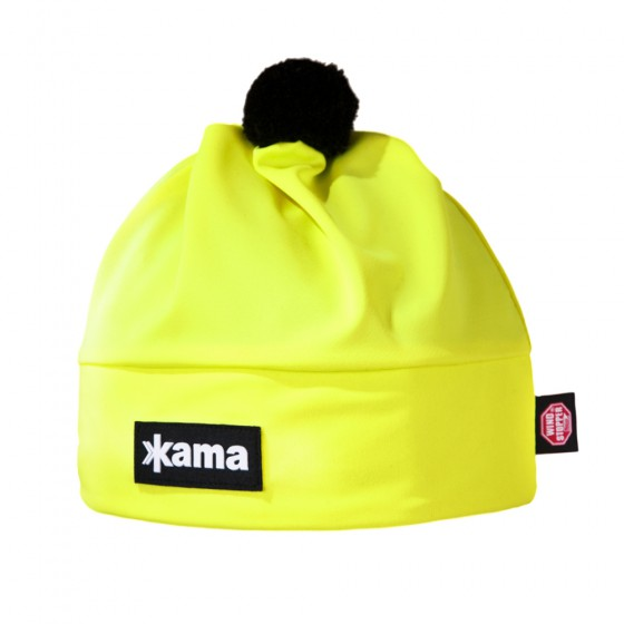 Шапка Kama 2015-16 AW45 yellow