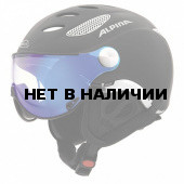 Зимний Шлем Alpina JUMP JV VHM black matt (см:60-62)