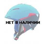 Зимний Шлем Alpina CHEOS blue-red matt