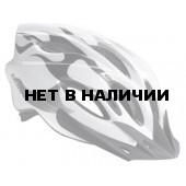 Летний шлем BBB Elbrus with visor white (BHE-34)