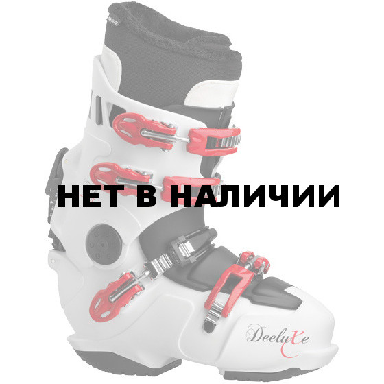 Ботинки для сноуборда DEELUXE 2013-14 Track 225 T white