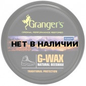 Пропитка GRANGERS 2013 FOOTWEAR Waterproofing G-Wax 80g