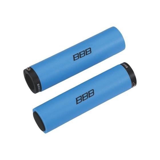 Грипсы BBB StickyFix 130 mm blue (BHG-35)