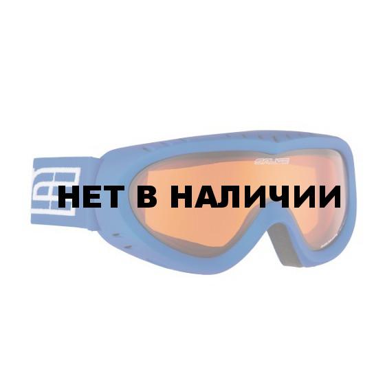 Очки горнолыжные Salice 885DAF COBALT BLUE / ORANGE
