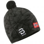 Шапка Bjorn Daehlie 2016-17 Hat PRESS Black