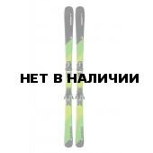 Горные лыжи с креплениями Elan 2016-17 EXPLORE 4 GREEN LS EL 9.0