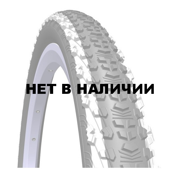 Велопокрышка RUBENA V96 SCYLLA TD 26 x 2,25 (57-559) RP черный/серый