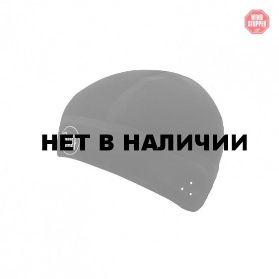 Шапка BUFF WINDPROOF HAT BUFF SOLID BLACK M/L