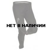 Тайтсы беговые Bjorn Daehlie Tights FINNMARK Black/Phantom (черный/серый)