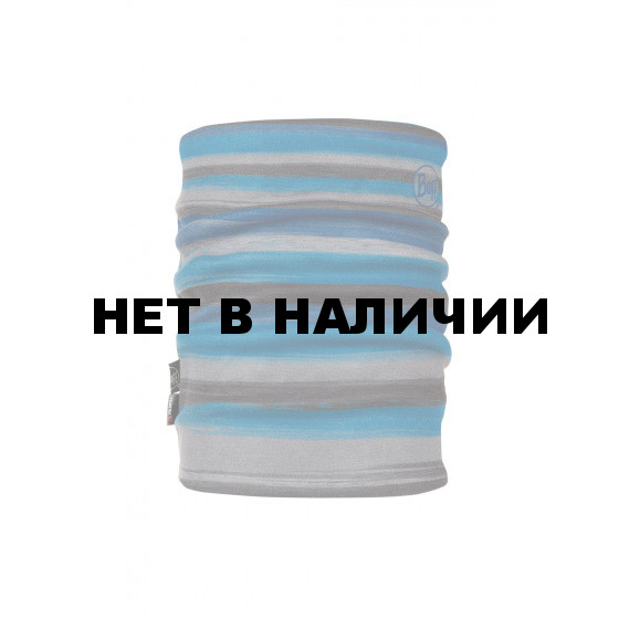 Бандана BUFF REVERSIBLE POLAR NECKWARMER SLIDE BLUE