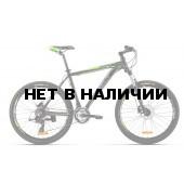 Велосипед Welt Ridge 1.0 HD 2016 matt black/green