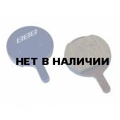 Тормозные колодки BBB DiscStop comp.w/Magura Louise 99-01 & Clara 2000 (BBS-30)
