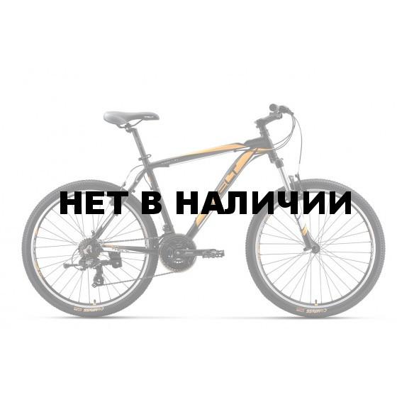 Велосипед Welt Ridge 1.0 V 2017 matt black/orange