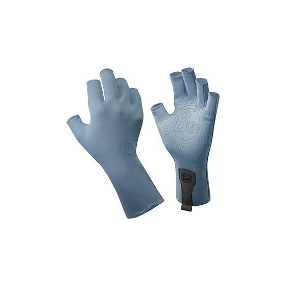 Перчатки рыболовные BUFF Water Gloves Glacier Blue