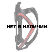 Флягодержатель BBB FlexCage черный/красный (BBC-36)