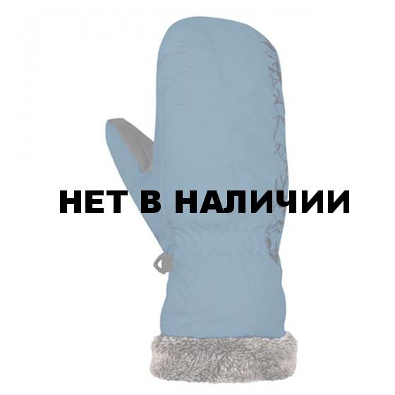 Варежки Lafuma 2016-17 LD BORAH MITTEN INDIGO BLUE
