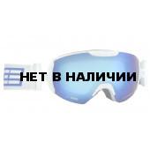 Очки горнолыжные Salice 709DARWFV BLUE/RADIUM (б/р:ONE SIZE)