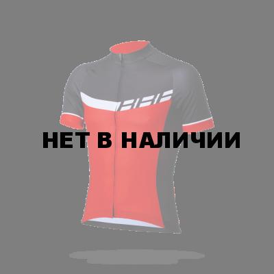 Джерси BBB 2018 Keirin черно-красный
