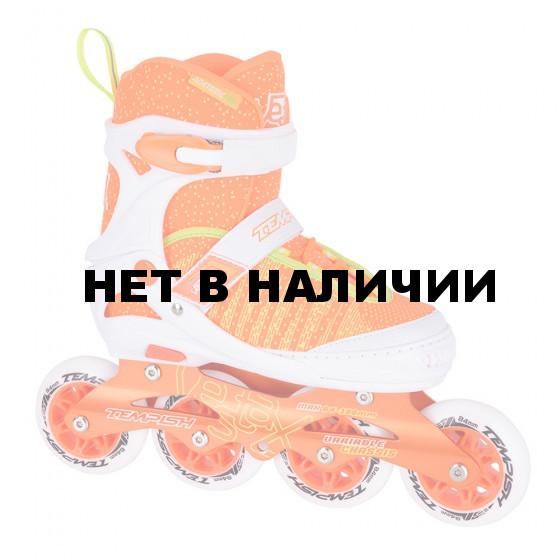 Роликовые коньки TEMPISH 2017 VESTAX orange