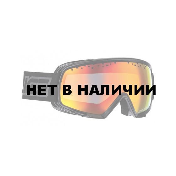 Очки горнолыжные Salice 609DARWFV BLACK/RWRED