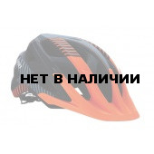 Летний шлем BBB Nerone matt black/orange (BHE-68)