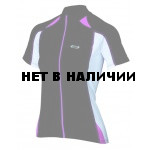 Джерси BBB ComfortGirl jersey s.s. black white (BBW-245)