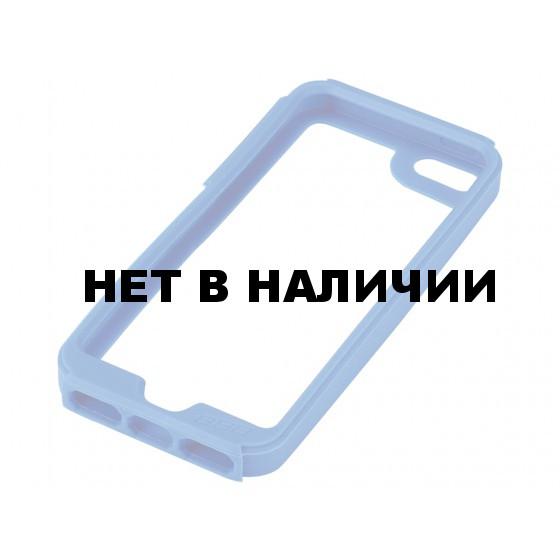 Рамка для телефона BBB 2015 smart phone mount Sleeve Patron I5 blue (BSM-31)