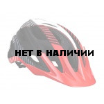 Летний шлем BBB Nerone matt black red (BHE-68)