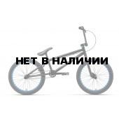 Велосипед Welt BMX Freedom 2017 matt black/blue
