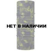 Бандана BUFF ORIGINAL SLIM FIT HUNTER MILITARY (US:one size)