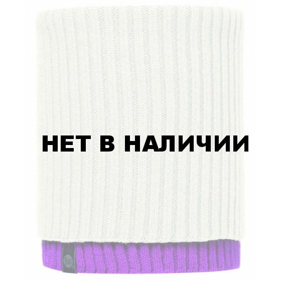 Шарфы BUFF URBAN BUFF Varsity SNUD WHITE EGRET