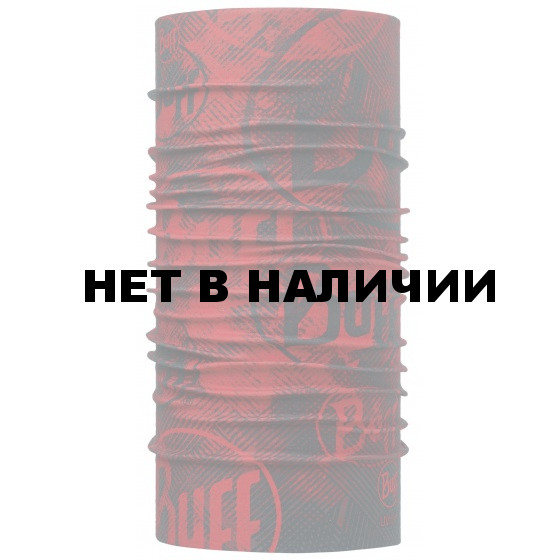 Бандана BUFF 2016 High UV Protection BUFF HIGH UV BUFF® CRASH FIERY RED